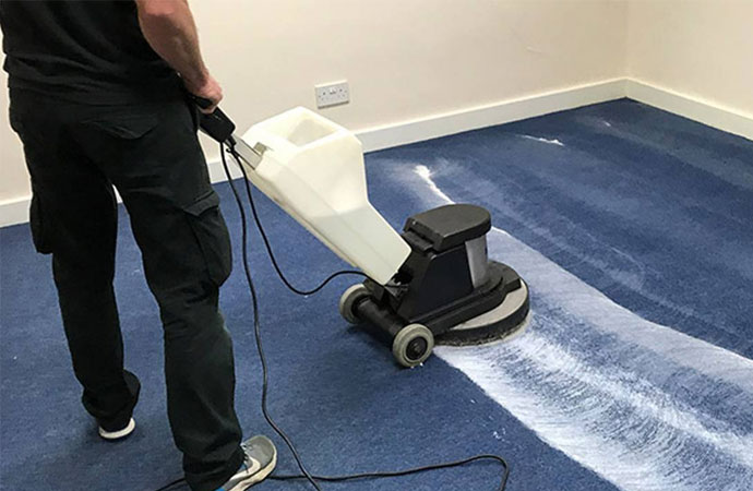 We use deep-cleaning equipment to rescue your damaged carpeting