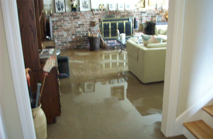 Basement flooding can happen for a number of reasons