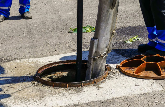 Common causes of a sewage backup
