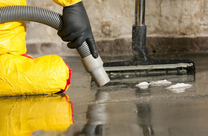 We make homes and businesses clean and safe again after sewage backups